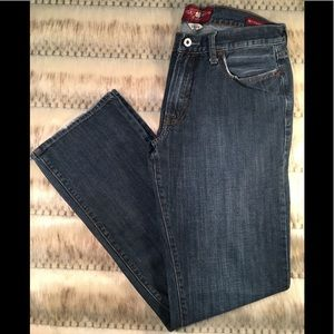 Lucky Brand 361 Vintage Straight W33 L36 Jeans